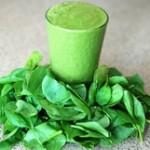 boisson verte