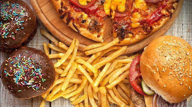 Mauvaise nourriture